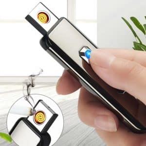 Briquet USB à Double Arc Électrique